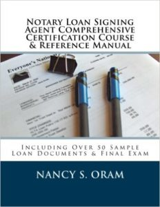 Notary Loan Signing Agent Training